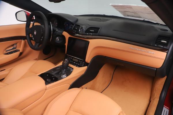 New 2019 Maserati GranTurismo Sport for sale $162,520 at Maserati of Westport in Westport CT 06880 26
