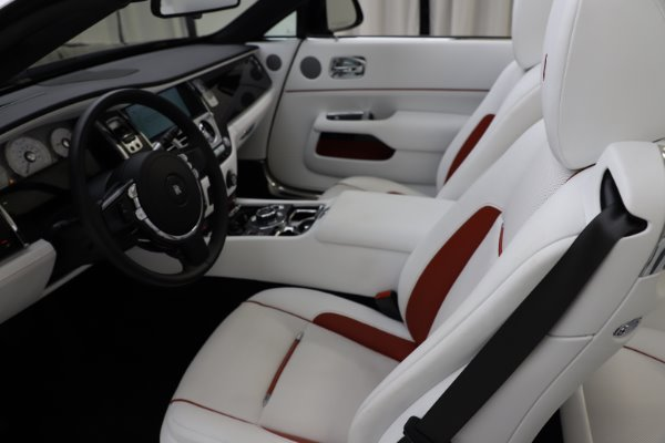 Used 2016 Rolls-Royce Dawn for sale $239,900 at Maserati of Westport in Westport CT 06880 18