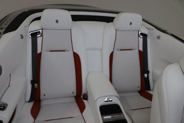 Used 2016 Rolls-Royce Dawn for sale $239,900 at Maserati of Westport in Westport CT 06880 21