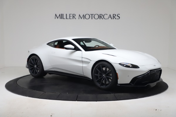 New 2020 Aston Martin Vantage Coupe for sale $190,259 at Maserati of Westport in Westport CT 06880 22