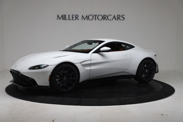 New 2020 Aston Martin Vantage Coupe for sale $190,259 at Maserati of Westport in Westport CT 06880 7
