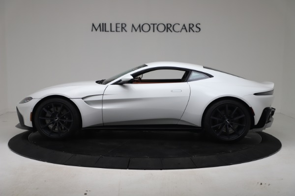 New 2020 Aston Martin Vantage Coupe for sale $190,259 at Maserati of Westport in Westport CT 06880 9