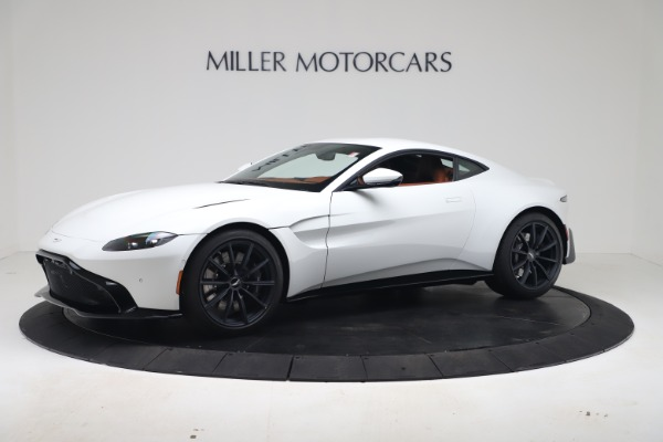 New 2020 Aston Martin Vantage Coupe for sale Sold at Maserati of Westport in Westport CT 06880 1