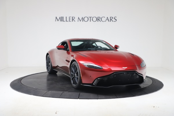 New 2020 Aston Martin Vantage Coupe for sale $195,459 at Maserati of Westport in Westport CT 06880 10