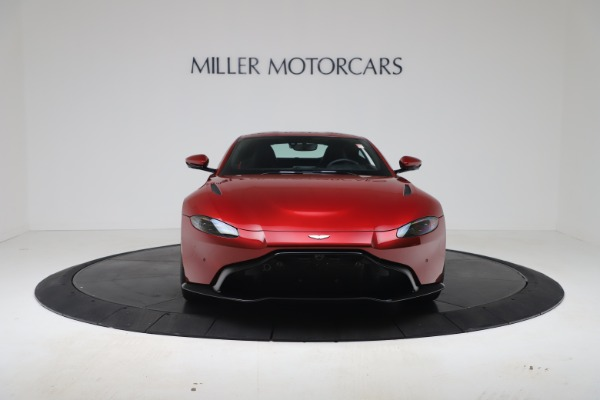 New 2020 Aston Martin Vantage Coupe for sale $195,459 at Maserati of Westport in Westport CT 06880 11