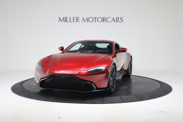 New 2020 Aston Martin Vantage Coupe for sale $195,459 at Maserati of Westport in Westport CT 06880 12