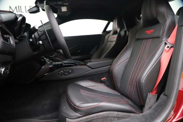 New 2020 Aston Martin Vantage Coupe for sale $195,459 at Maserati of Westport in Westport CT 06880 14