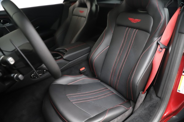 New 2020 Aston Martin Vantage Coupe for sale $195,459 at Maserati of Westport in Westport CT 06880 15