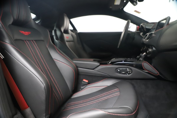 New 2020 Aston Martin Vantage Coupe for sale $195,459 at Maserati of Westport in Westport CT 06880 18