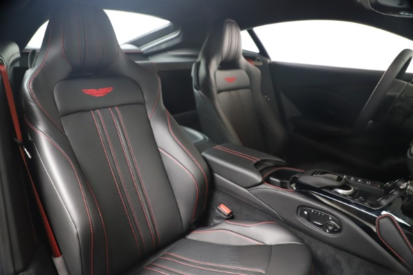 New 2020 Aston Martin Vantage Coupe for sale $195,459 at Maserati of Westport in Westport CT 06880 19