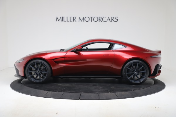 New 2020 Aston Martin Vantage Coupe for sale $195,459 at Maserati of Westport in Westport CT 06880 2
