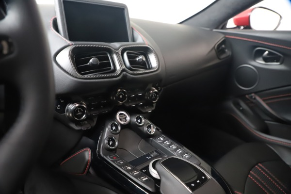 New 2020 Aston Martin Vantage Coupe for sale $195,459 at Maserati of Westport in Westport CT 06880 20