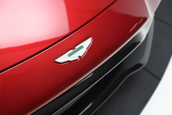 New 2020 Aston Martin Vantage Coupe for sale $195,459 at Maserati of Westport in Westport CT 06880 22