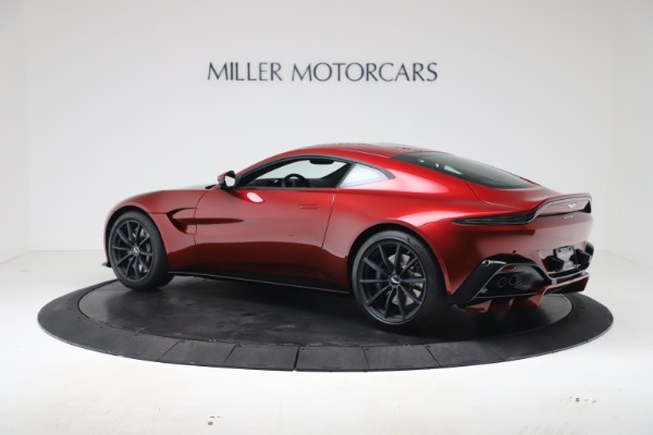 New 2020 Aston Martin Vantage Coupe for sale $195,459 at Maserati of Westport in Westport CT 06880 3