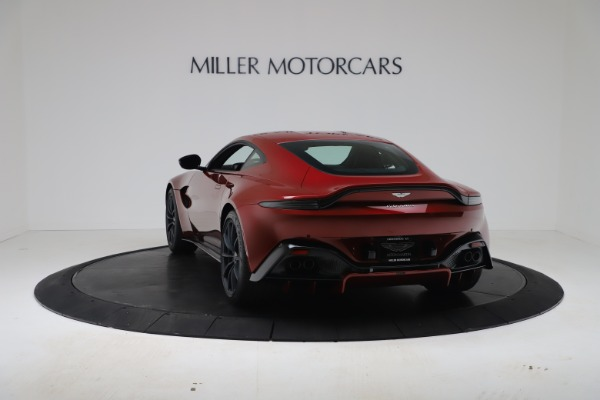 New 2020 Aston Martin Vantage Coupe for sale $195,459 at Maserati of Westport in Westport CT 06880 4