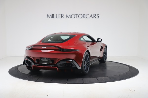 New 2020 Aston Martin Vantage Coupe for sale $195,459 at Maserati of Westport in Westport CT 06880 6