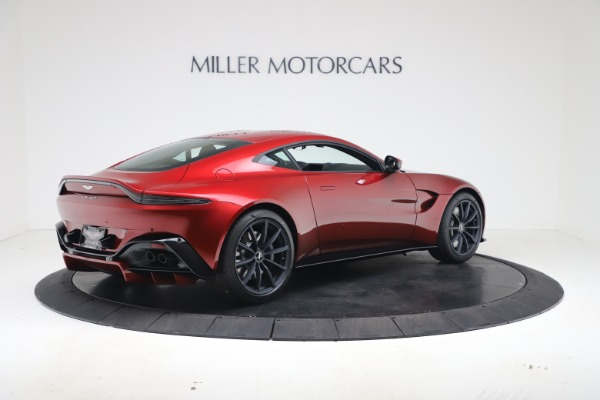 New 2020 Aston Martin Vantage Coupe for sale $195,459 at Maserati of Westport in Westport CT 06880 7