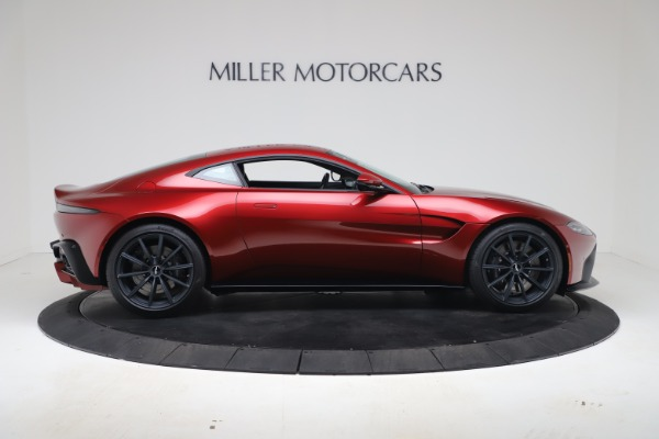 New 2020 Aston Martin Vantage Coupe for sale $195,459 at Maserati of Westport in Westport CT 06880 8