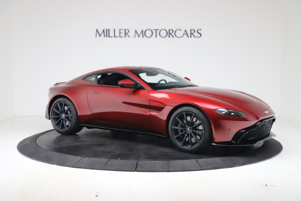 New 2020 Aston Martin Vantage Coupe for sale $195,459 at Maserati of Westport in Westport CT 06880 9