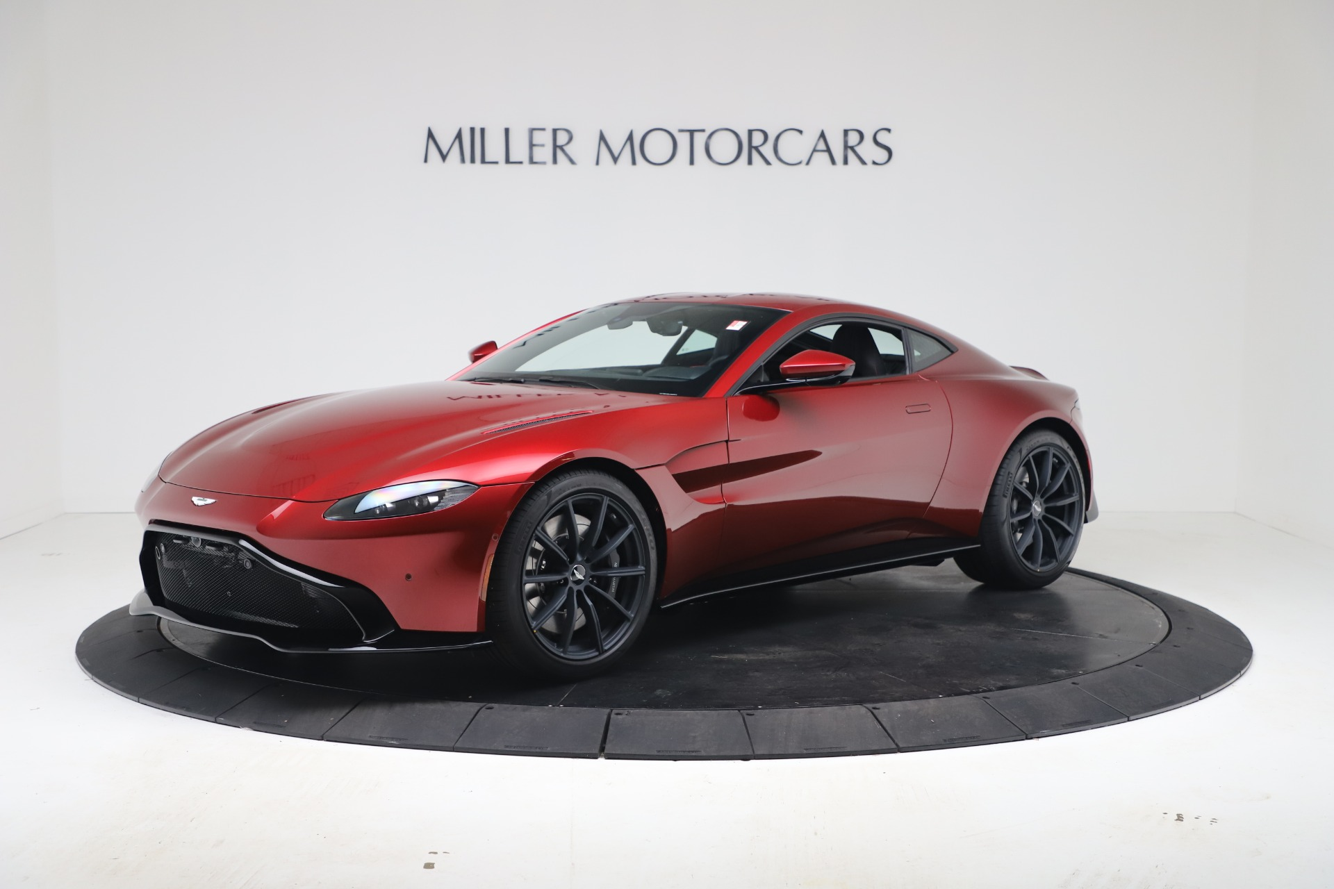 New 2020 Aston Martin Vantage Coupe for sale $195,459 at Maserati of Westport in Westport CT 06880 1