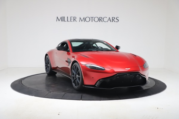 New 2020 Aston Martin Vantage Coupe for sale $195,089 at Maserati of Westport in Westport CT 06880 10