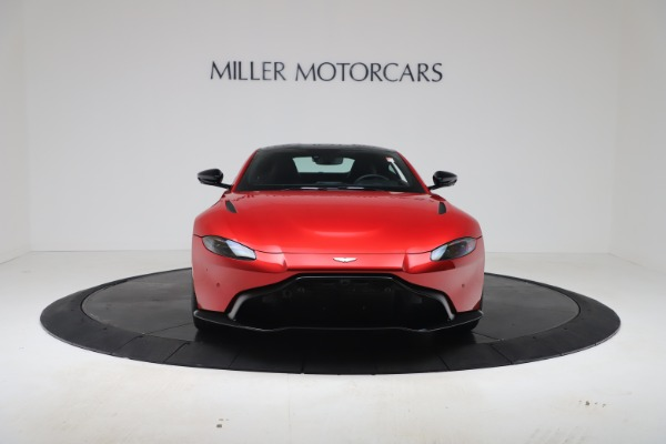 New 2020 Aston Martin Vantage Coupe for sale $195,089 at Maserati of Westport in Westport CT 06880 11