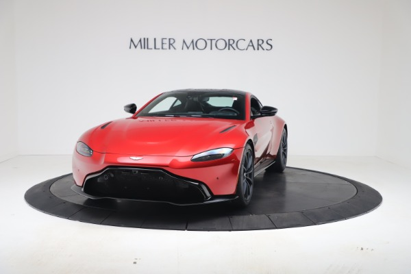 New 2020 Aston Martin Vantage Coupe for sale $195,089 at Maserati of Westport in Westport CT 06880 12