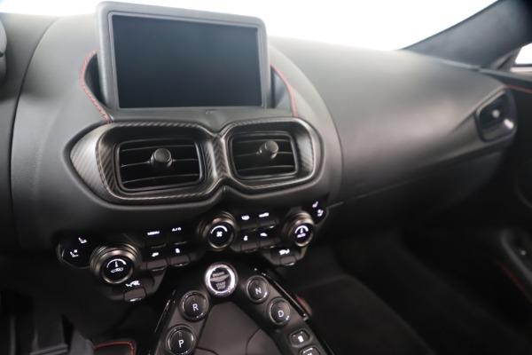 New 2020 Aston Martin Vantage Coupe for sale $195,089 at Maserati of Westport in Westport CT 06880 18