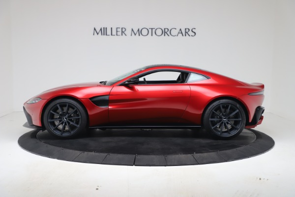 New 2020 Aston Martin Vantage Coupe for sale $195,089 at Maserati of Westport in Westport CT 06880 2