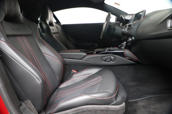 New 2020 Aston Martin Vantage Coupe for sale $195,089 at Maserati of Westport in Westport CT 06880 20