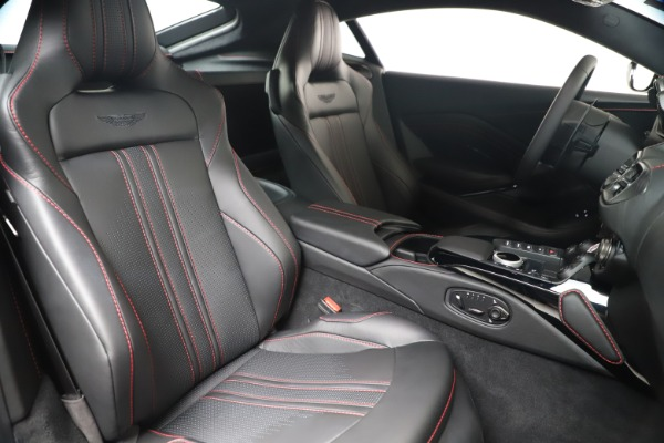 New 2020 Aston Martin Vantage Coupe for sale $195,089 at Maserati of Westport in Westport CT 06880 21