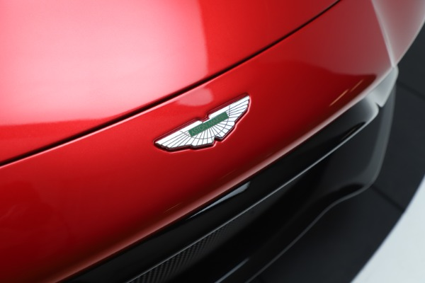 New 2020 Aston Martin Vantage Coupe for sale $195,089 at Maserati of Westport in Westport CT 06880 22