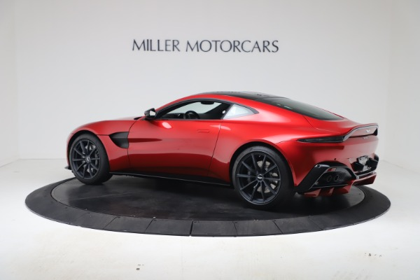 New 2020 Aston Martin Vantage Coupe for sale $195,089 at Maserati of Westport in Westport CT 06880 3