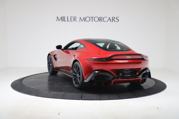 New 2020 Aston Martin Vantage Coupe for sale $195,089 at Maserati of Westport in Westport CT 06880 4