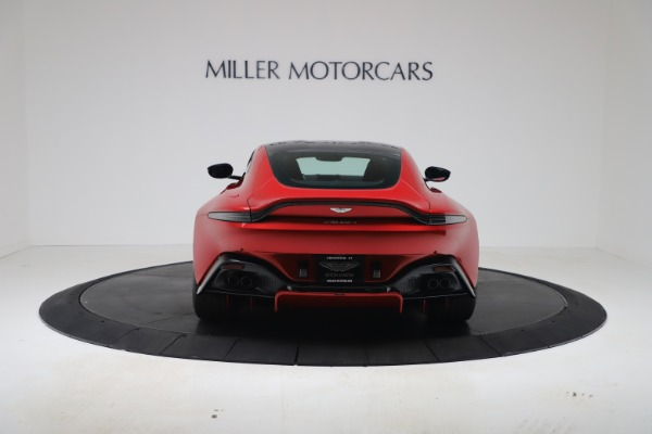 New 2020 Aston Martin Vantage Coupe for sale $195,089 at Maserati of Westport in Westport CT 06880 5