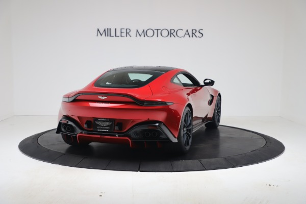 New 2020 Aston Martin Vantage Coupe for sale $195,089 at Maserati of Westport in Westport CT 06880 6