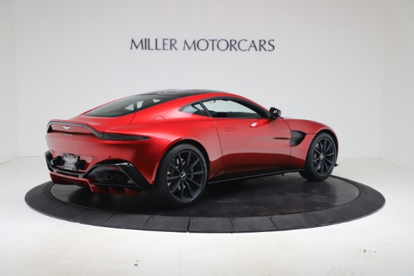 New 2020 Aston Martin Vantage Coupe for sale $195,089 at Maserati of Westport in Westport CT 06880 7