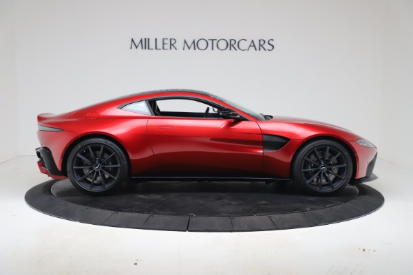 New 2020 Aston Martin Vantage Coupe for sale $195,089 at Maserati of Westport in Westport CT 06880 8