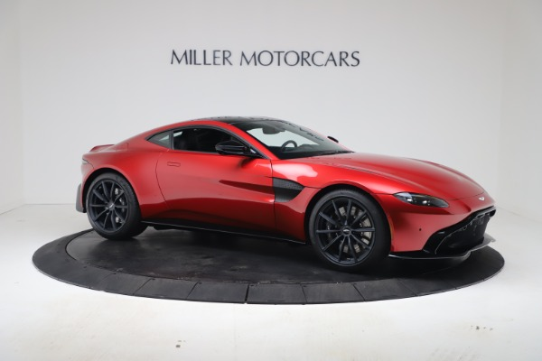 New 2020 Aston Martin Vantage Coupe for sale $195,089 at Maserati of Westport in Westport CT 06880 9