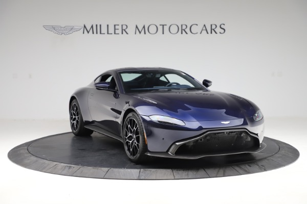 New 2020 Aston Martin Vantage AMR Coupe for sale $191,181 at Maserati of Westport in Westport CT 06880 10