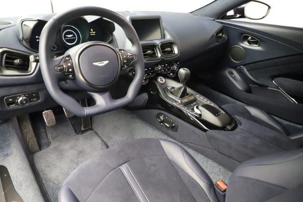 New 2020 Aston Martin Vantage AMR Coupe for sale $191,181 at Maserati of Westport in Westport CT 06880 12