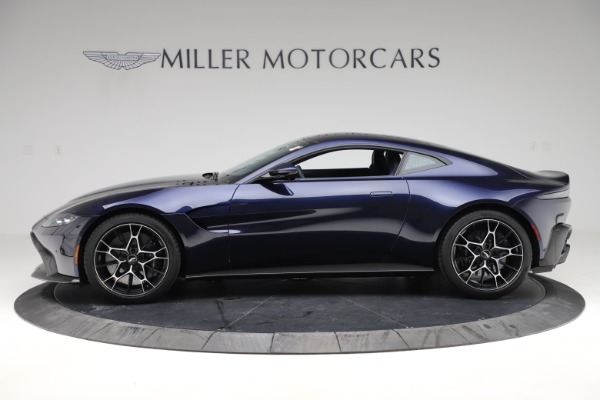 New 2020 Aston Martin Vantage AMR Coupe for sale $191,181 at Maserati of Westport in Westport CT 06880 2