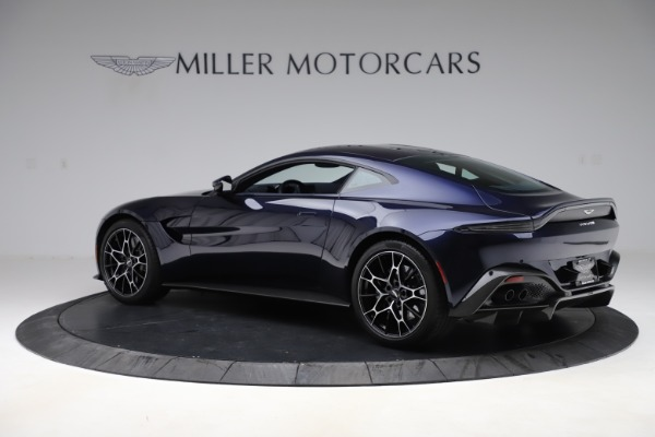 New 2020 Aston Martin Vantage AMR Coupe for sale $191,181 at Maserati of Westport in Westport CT 06880 3