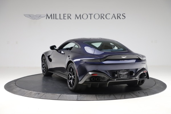 New 2020 Aston Martin Vantage AMR Coupe for sale $191,181 at Maserati of Westport in Westport CT 06880 4