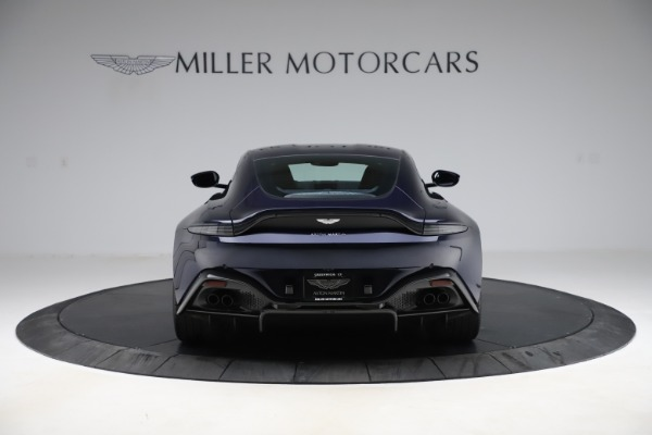 New 2020 Aston Martin Vantage AMR Coupe for sale $191,181 at Maserati of Westport in Westport CT 06880 5