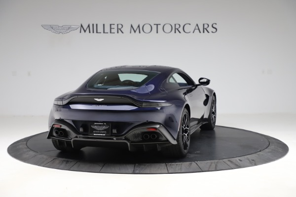 New 2020 Aston Martin Vantage AMR Coupe for sale $191,181 at Maserati of Westport in Westport CT 06880 6