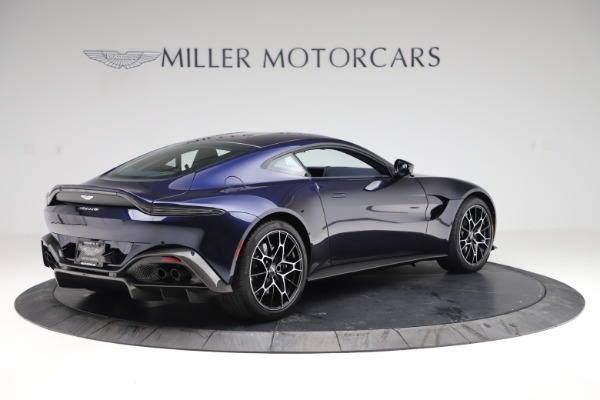 New 2020 Aston Martin Vantage AMR Coupe for sale $191,181 at Maserati of Westport in Westport CT 06880 7