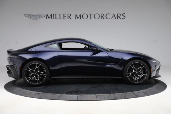 New 2020 Aston Martin Vantage AMR Coupe for sale $191,181 at Maserati of Westport in Westport CT 06880 8