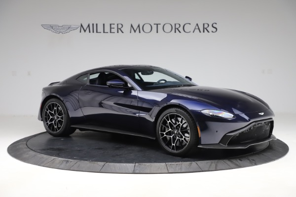 New 2020 Aston Martin Vantage AMR Coupe for sale $191,181 at Maserati of Westport in Westport CT 06880 9