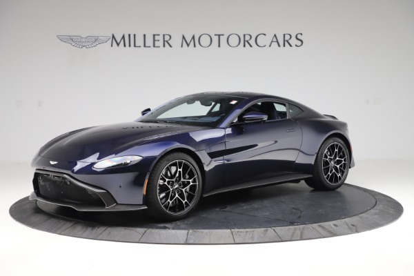 New 2020 Aston Martin Vantage AMR Coupe for sale $191,181 at Maserati of Westport in Westport CT 06880 1